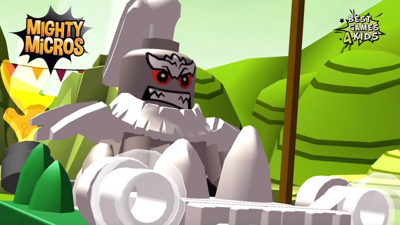 Play As Super Villain Doomsday Lego Dc Super Heroes Chase By