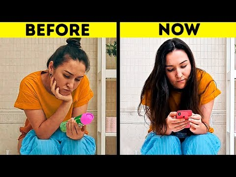 LIFE BEFORE AND AFTER SMARTPHONES || 22 Funny Life Situations