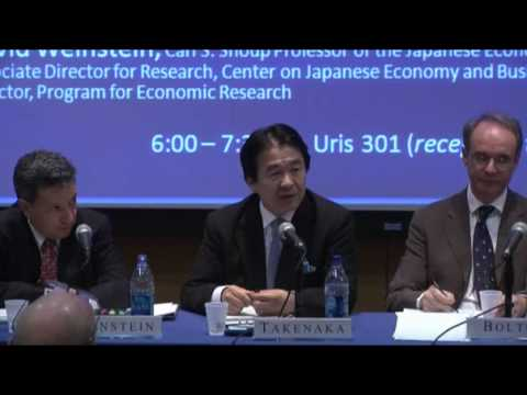 Coping with Crisis: Financial Policy in the United States and Japan
