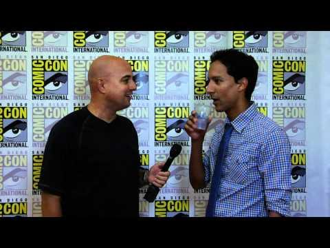 Danny Pudi interview for Community season 2