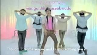 [Hangul/Rom/Eng Sub] 샤이니 (SHINee) - 산소 같은 너 (Love Like Oxygen)