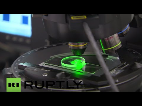 Russia: Scientists make quartz coins with ability to store digital data for billions of years