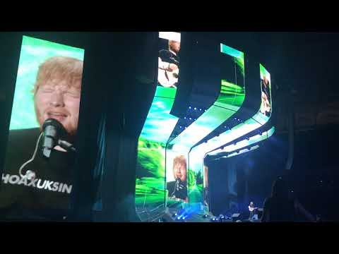 Ed Sheeran - Castle on The Hill / Warsaw 2018 live