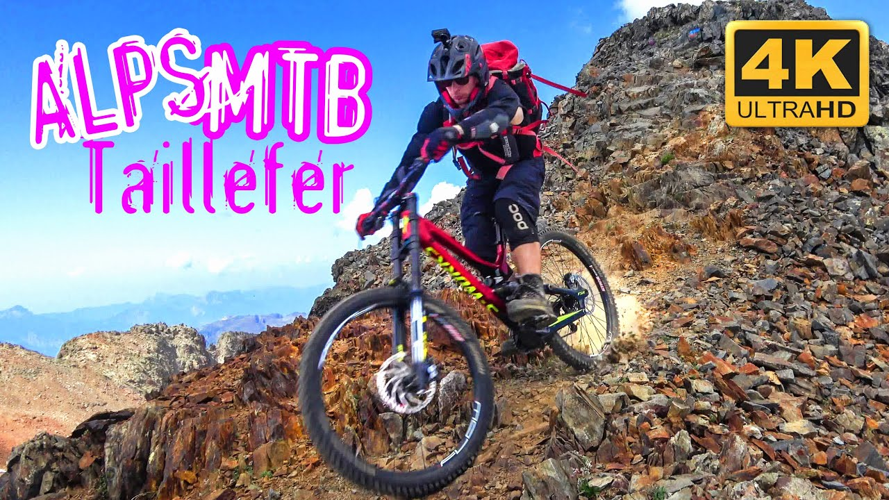 TAILLEFER A VTT – ALPS MTB #1 – freeride, DH – Grenoble, Isère