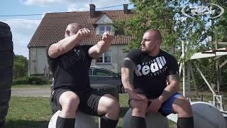 StrongShow - Kieliszkowski x Karwat wspólne przygotowania