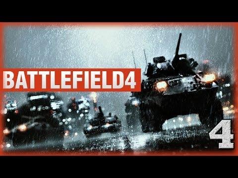 Смотреть прохождение игры Battlefield 4. Серия 4: Трое в танке, не считая китаянки.