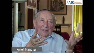 Arieh Handler: The signing of the Israeli Independence Declaration