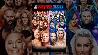 2018 WWE: Survivor Series