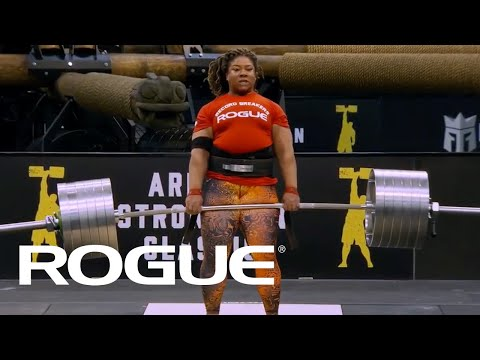 Andrea Thompson Redefines What Is Possible | Rogue Record Breakers 2020