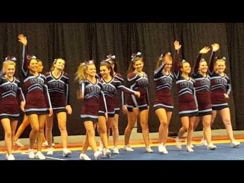 Windham High School Cheerleaders