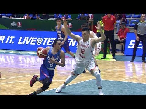 THROWBACK: Gilas Pilipinas def. China, 96-87 (REPLAY VIDEO) FIBA Asia Cup 2017