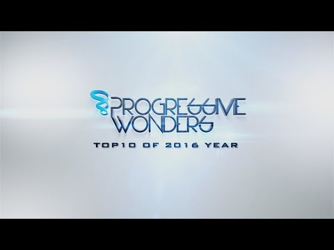 [Progressive House] KLU's TOP10 of 2016 Year [Music Video]