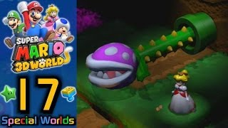Super Mario 3D World - Fuzzy Follies (World Flower)