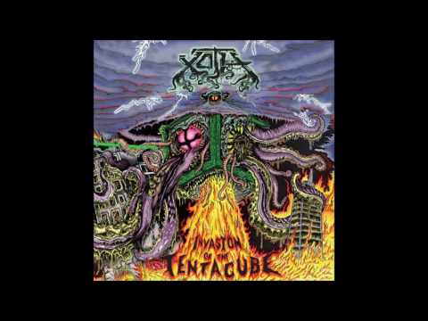 XOTH - Invasion of the Tentacube (Full Album)