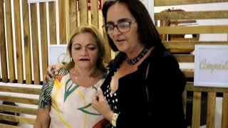 Vereadora Lurdinha do Hospital - Aniversário vereadora Lindalva Linhares