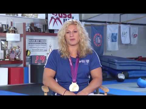 Let's Go DFW! - 2016 Rio Olympics Gold Medalist Kayla Harrison interview