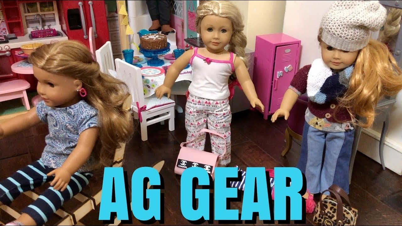 American Girl Doll Shopping Spree - Youtube-4363