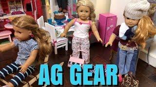 American Girl Doll Custom Items