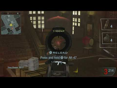 Call of Duty: Black Ops: Declassified - Hostile Takeover - Final Mission [No Commentary]