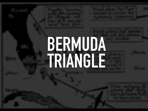 BERMUDA TRIANGLE   DAILY OGLE #18
