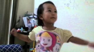 Lagu anak-anak Cicak di Dinding - Airrah