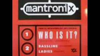 Mantronix - Who is it? (Freestyle Club Mix)