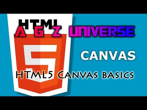 Basics Of HTML5 Canvas