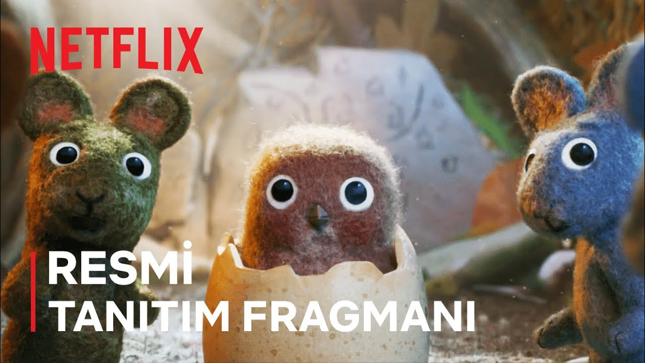 Robin Robin | Resmi Tanıtım Fragmanı | Netflix