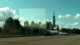 Автопутешествие в Уяндыково на свадьбу в Алой Розе, Республика Башкортостан