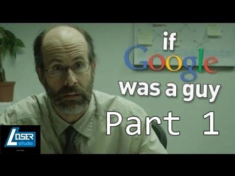 [LS] If Google Was A Guy - หากกูเกิลเป็นคน ตอนที่ 1 (พากย์ไทย)