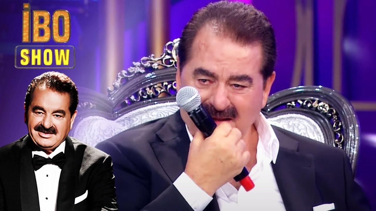 İbrahim Tatlıses ve Cengiz Kurtoğlu'nun Duygusal Anları! | İbo Show 2020 | 4. Bölüm