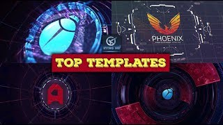 Top 15 LOGO Template After Effects #5