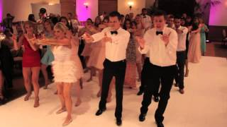 FLASH MOB WEDDING dance (Kesha