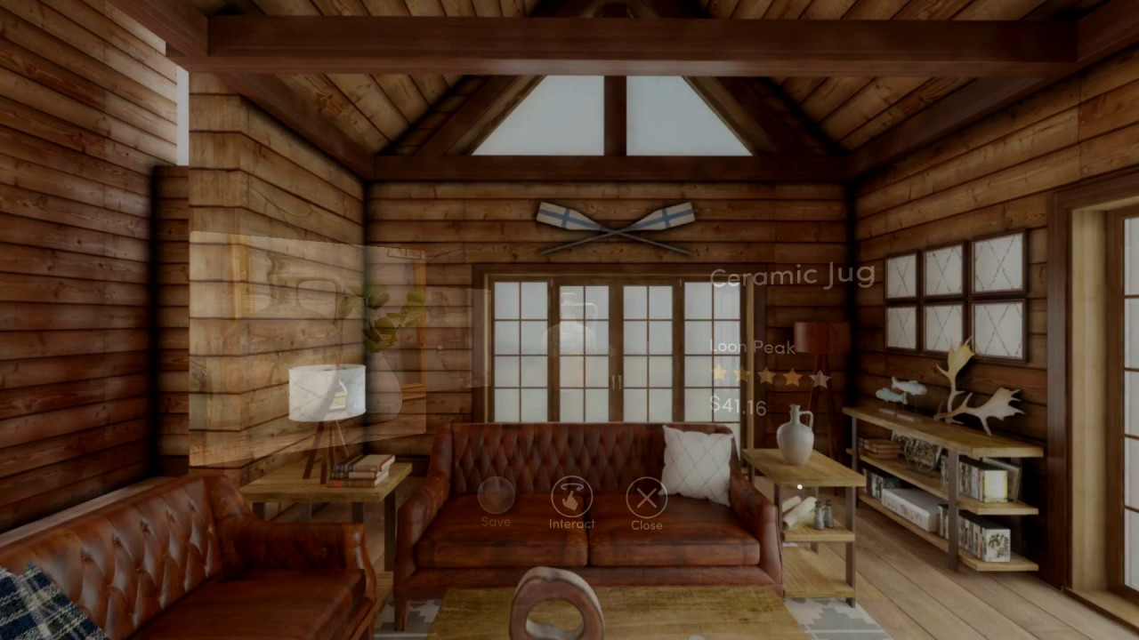 Home Design Vr App Part - 50: Wayfair Unveils Immersive Home Design Experience With Daydream Virtual  Reality App