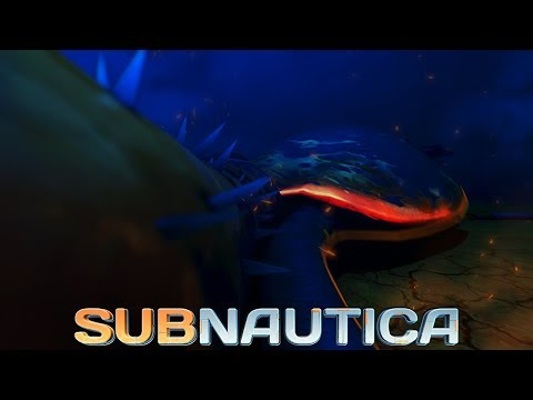 Subnautica - We Killed A Sea Monster! - Final 1.0 Update Preview & The ..Kharaa? - Gameplay