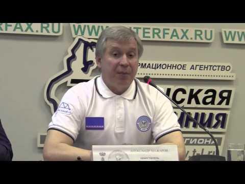 Александр Мажаров заместитель губернатора ЯНАО