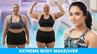 I Gave Jazzmyne Robbins A 6-Week Fitness Makeover