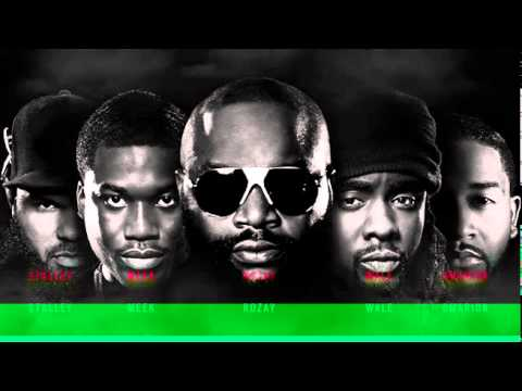 Wale & Meek Mill Ft. French Montana - Actin Up (Official Instrumental With Hook)