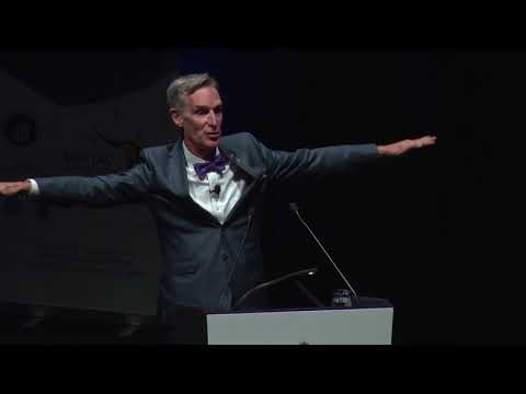Highlight Lecture 1  Flight by Light with Bill Nye LightsailTM & Innovations in Solar Sailing
