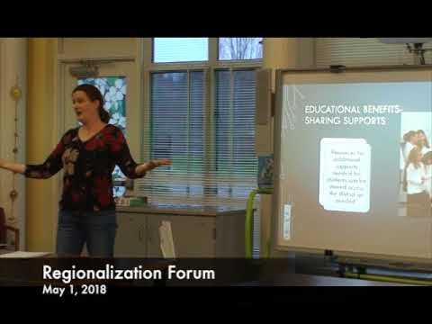 Regionalization Forum 05.01.18