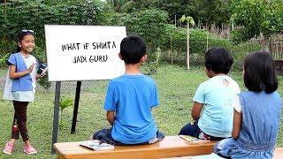 What if Shinta Jadi Guru Bahasa Inggris - Funniest Bloopers - Parody Kids Video