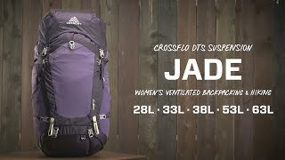 Women's Jade (Ventilated Backpacking) | Gregory Packs