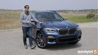 2018 BMW X3 M40i Performance Edition Test Drive Video Review
