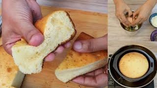 বলনডর বলনড কর ভযনল কক রসপ Vanilla Sponge Cake Recipe  No Oven Cake Recipe