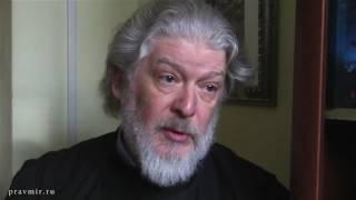 Протоиерей Алексий Уминский: Нет воли Божией, чтобы дети умирали