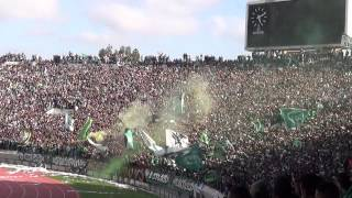 Derby 118 Raja vs Wac 2 - 2 , Kifach 7assito