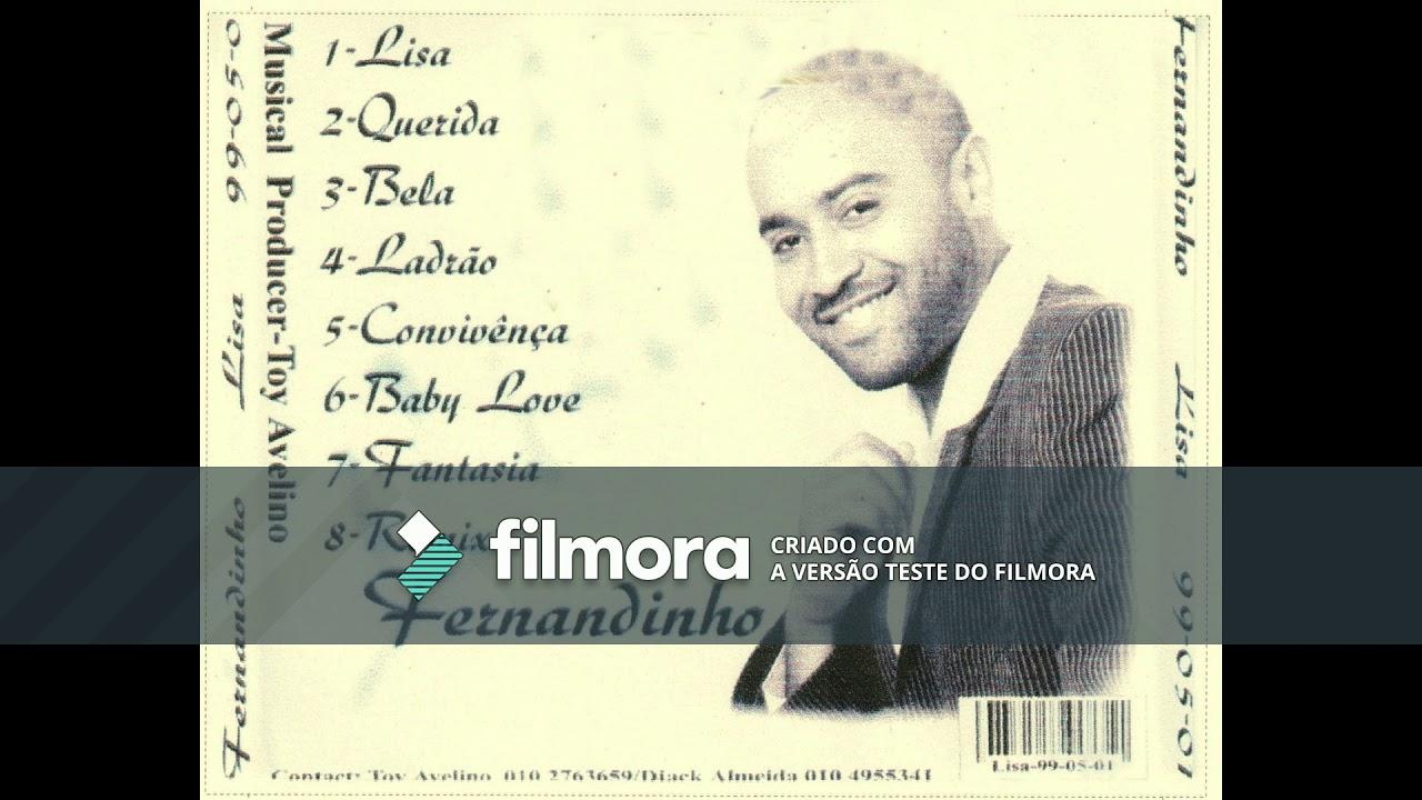 Fernandinho Lisa - YouTube