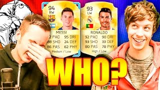 THE LYING CHALLENGE!!! - FIFA 16 Pack Opening