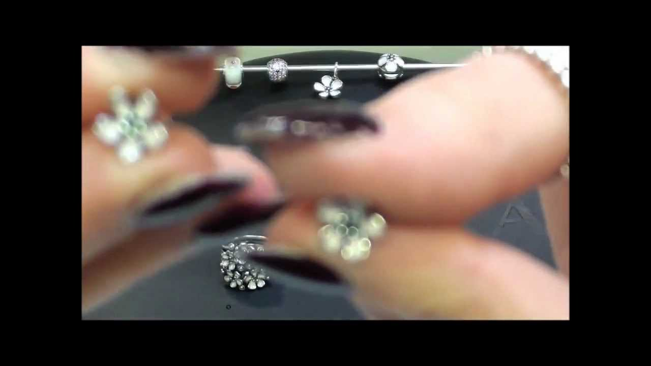Pandora cherry blossom collection at argento youtube mightylinksfo