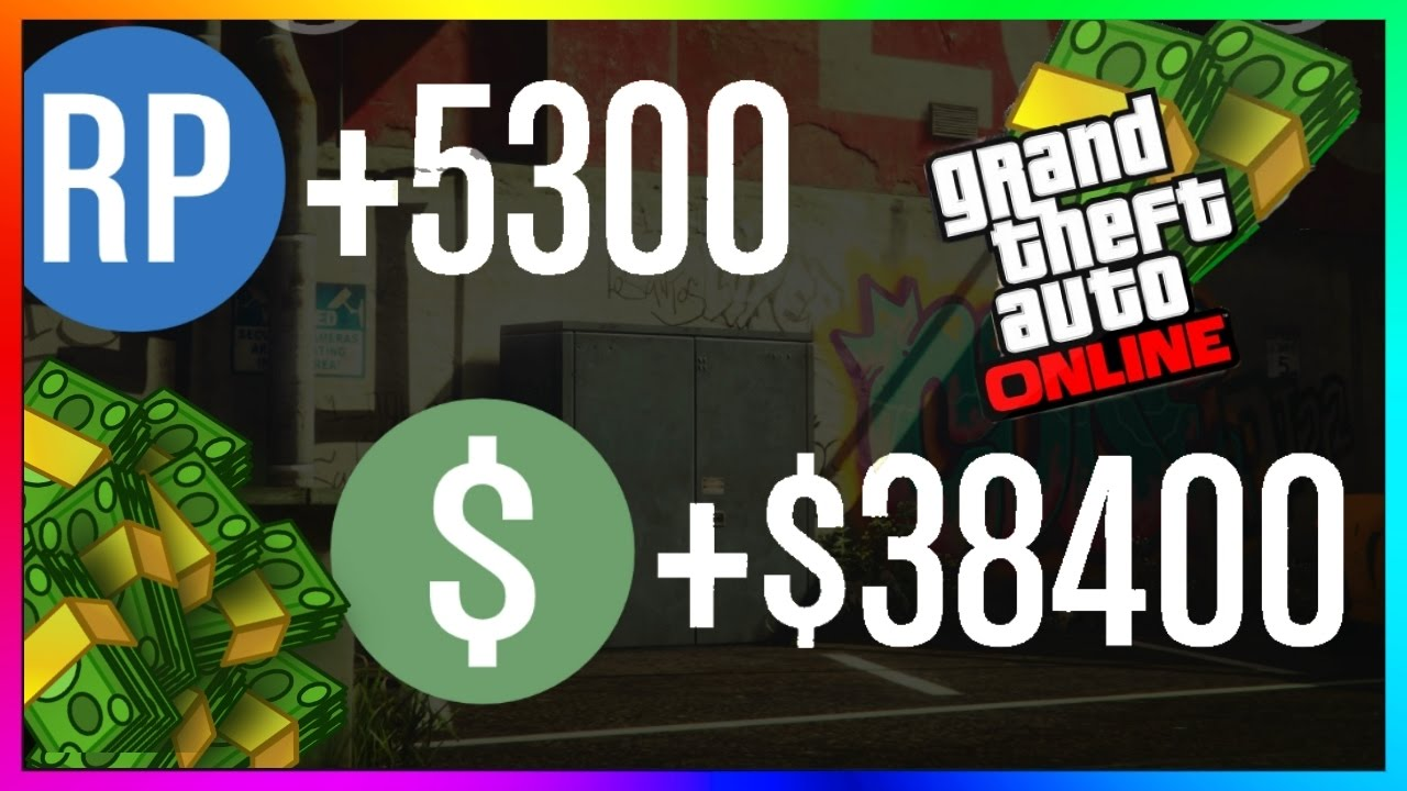 how to make money fast in gta 5 ps4